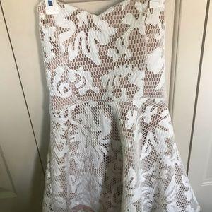 Sweetheart dress!